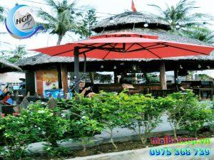 Địa Chỉ Bán Dù Che Nắng Mưa Quán Cafe Ngoài Trời Tại Quận Tân Bình