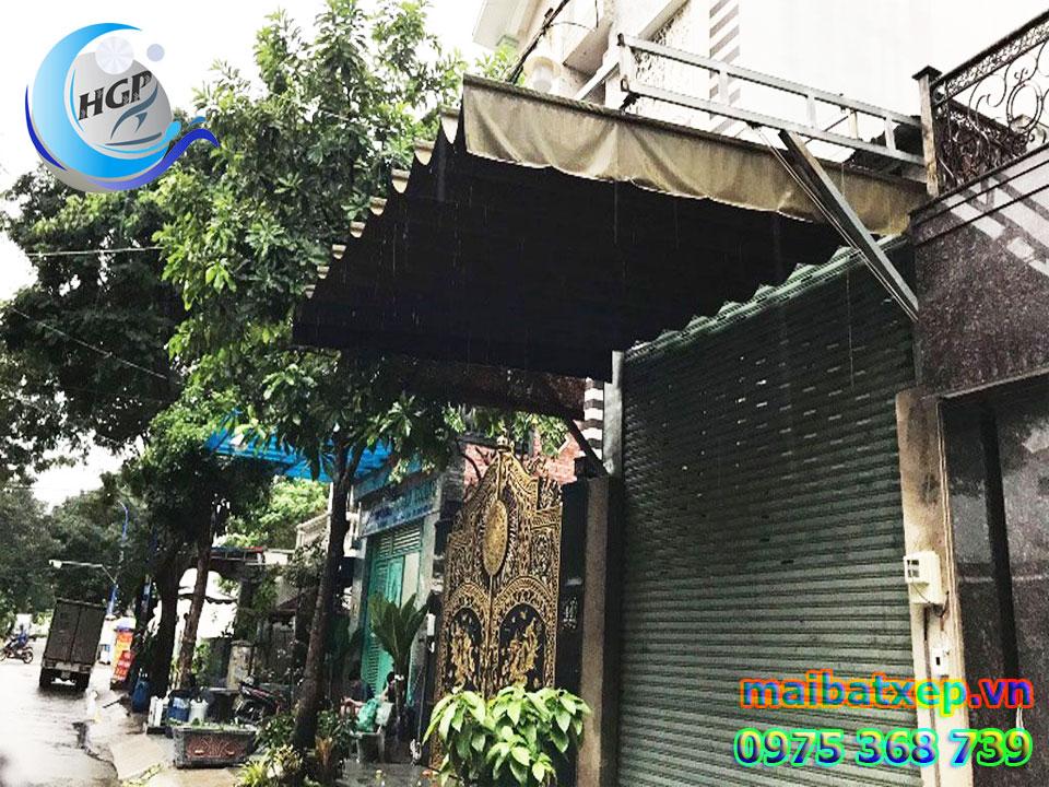 Báo Giá Lắp Đặt Mái Che, Mái Hiên, Bạt Xếp Di Động Quận 3